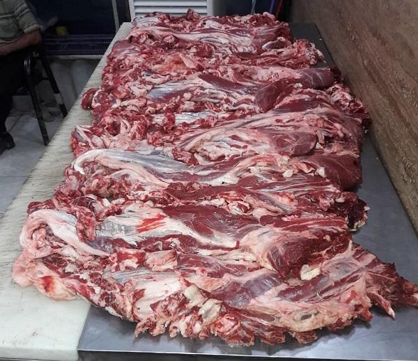 گوشت گوسفند برای رستوران